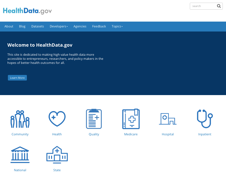 The new and improved HealthData.gov